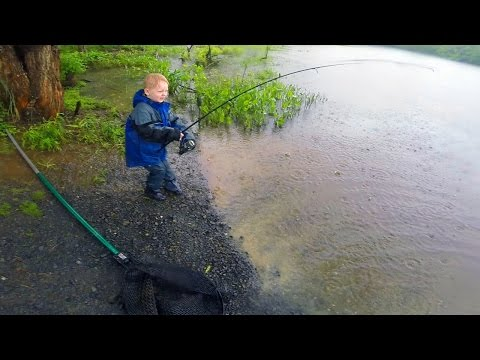 Carp fishing tips and techniques - New carp bait - How to catch carp in a lake or pond