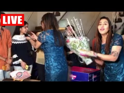 Shilpa Shinde's Bigg Boss 11 Party At Home FULL VIDEO