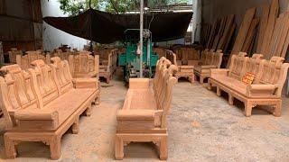 Báo giá Lô mộc Âu Á gỗ gõ trọn gỗ trọn vân lục lạc sỉ đét dày dặn chắc chắn 0944490000