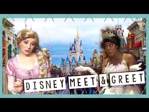 Meeting EVERY Princess at Magic Kingdom | Disney World Vlog | February 2018