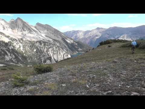 HD MAROON BELLS 4 PASS LOOP AUG 2013
