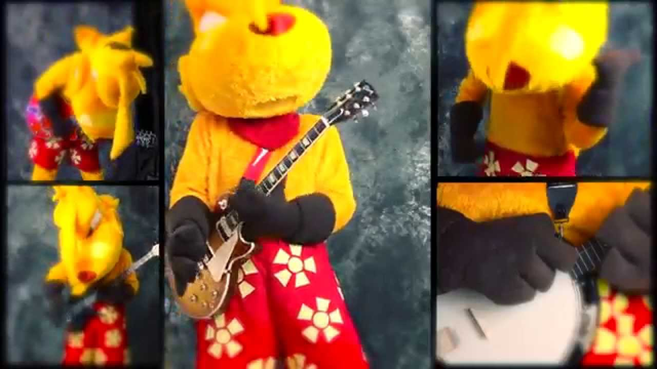 Ty The Tasmanian Tiger Plays The Ty The Tasmanian Tiger Theme Youtube