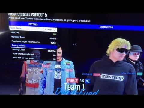 GTA 5 wit blacksmoke 360