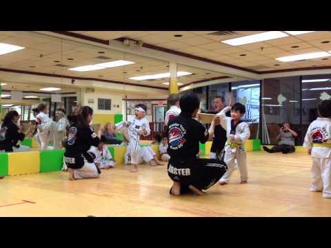Tai Kwan Do Yellow Belt