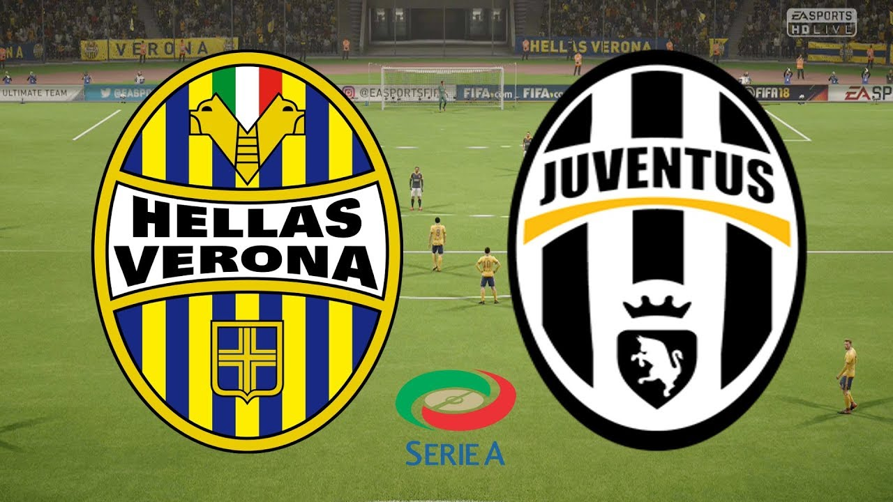 Image result for Juventus vs Hellas Verona Live