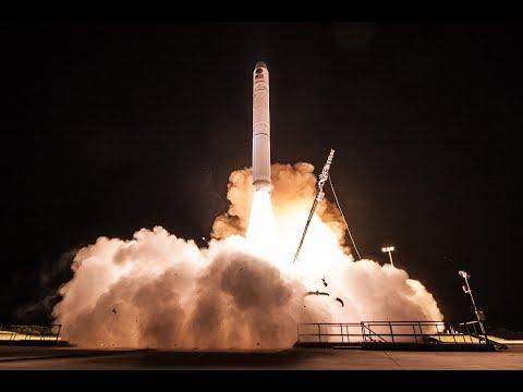 Minotaur IV ORS-5 Launch Broadcast