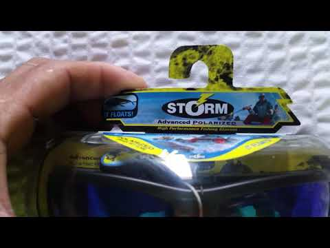 STORM High Performance Fishing Glasses (walmart)