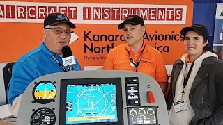 Carl Valeri is hanging out with Kanardia Avionics