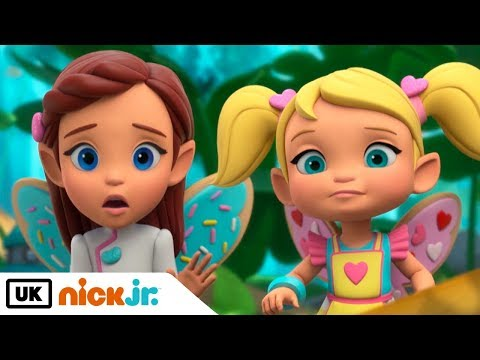 Butterbean's Café | Wedding Cake Switcheroo | Nick Jr. UK