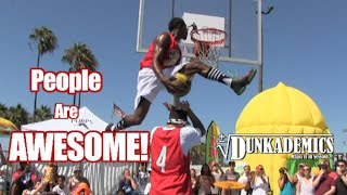 People are awesome *slam dunk edition* pt. ii