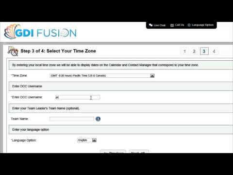 How To Register Your GDI Fusion Marketing System