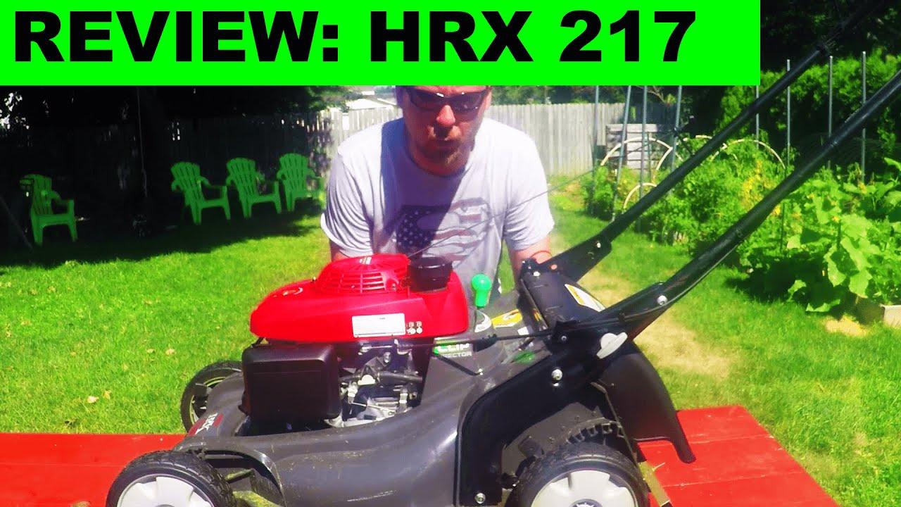 Honest Review Honda Hrx217 Vka Self Propelled Lawn Mower