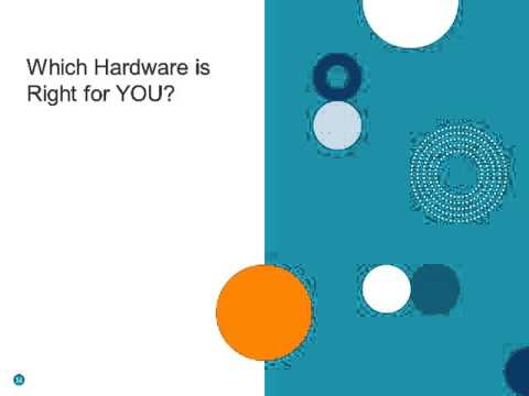 Webinar - How to Select the Right Computer Hardware for YOUR Organization - 2015-11-5