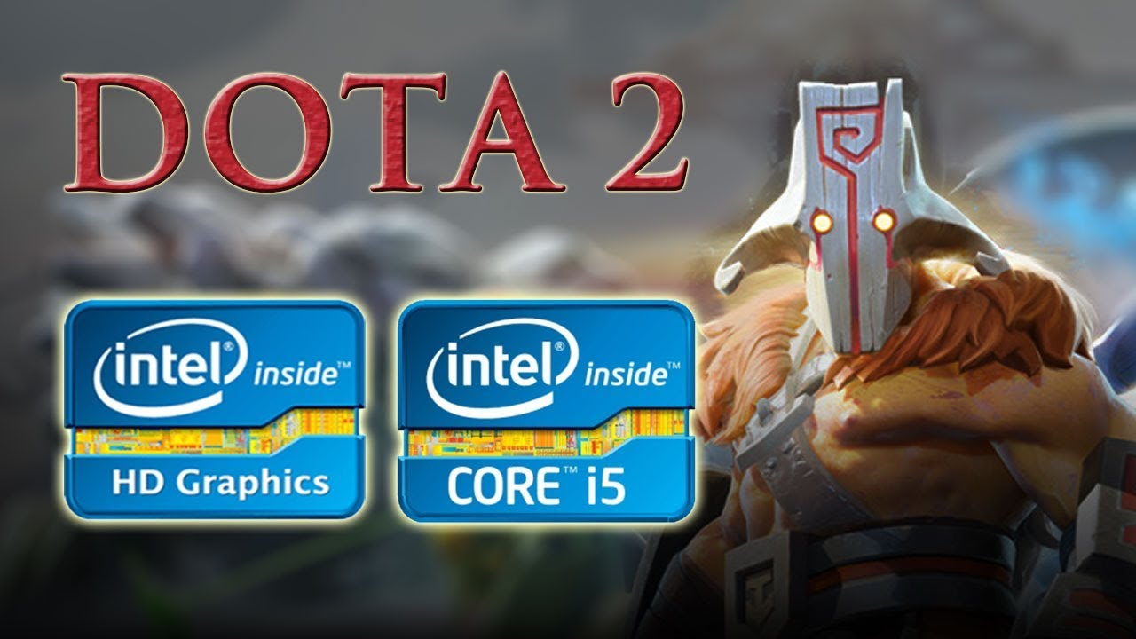 Intel HD Graphics Benchmark | DOTA 2 | Intel Core i5-3470 | 1920x1080