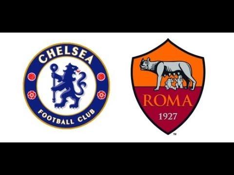 Chelsea - ROMA | Diretta LIVE (Champions League)