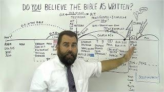 Do You Believe The Bible As Written?