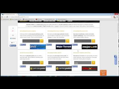 Cómo descargar peliculas gratis torrent exitosdivx divxtotal