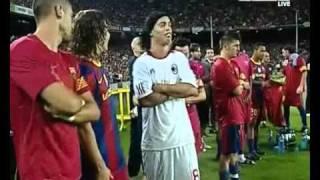 برشلونة & ميلان - ركلات الترجيح 2010