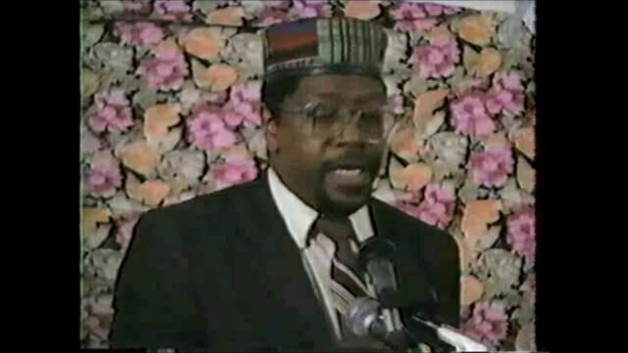 Dr. Amos Wilson,  There is no such thing as an individual