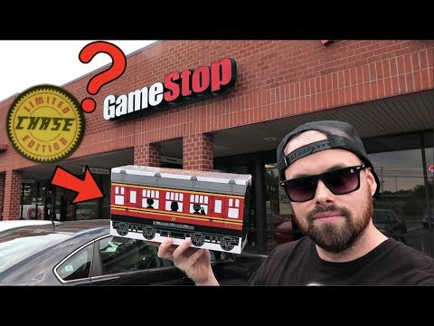 TOY HUNTING FOR  NEW MARVEL LEGENDS THE THING  FUNKO POP GAMESTOP MYSTERY BOX HARRY POTTER CHASE