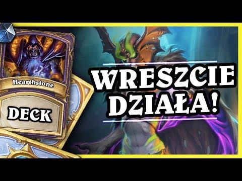 WRESZCIE DZIAŁA! NO PRAWIE... - DISCARD WARLOCK - Hearthstone Deck (Rastakhan's Rumble)