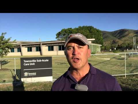 Sub Acute Care Unit Townsville Hospital Update