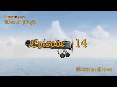 Rise of Flight - Austrian Career Ep 14