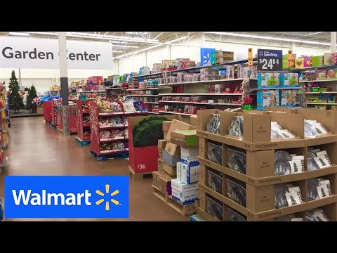 WALMART SHOP WITH ME NEW ITEMS KITCHENWARE HOME FURNITURE CHRISTMAS DECOR SHOPPING STORE WALKTHROUGH