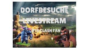 Clash of Clans Dorfbesuche Live Stream mit VTB Clash Fan, plaudern und mehr