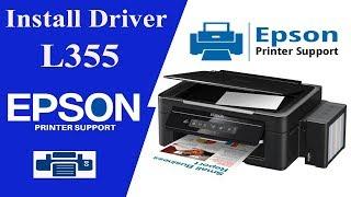 Epson L355 driver