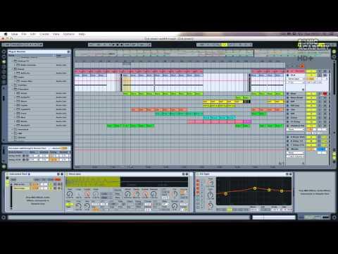 Paul Maddox Got Power Producer Walkthrough - Ableton Live