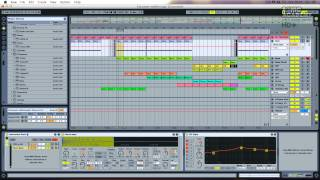 Paul Maddox Got Power Producer Walkthrough - Ableton Live
