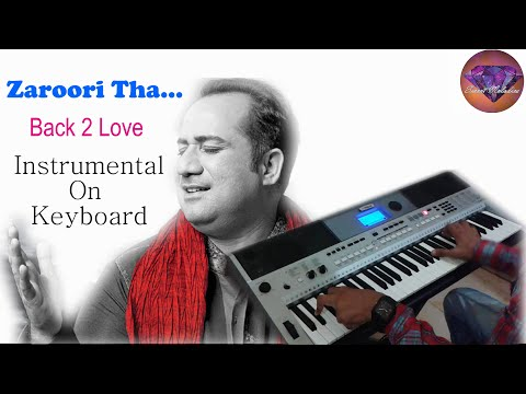 Zaroori tha-Back 2 Love-Instrumental On Keyboard