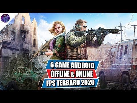 6 Game Android FPS Terbaru 2020 Offline Dan Online