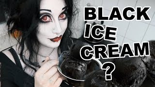 Making Black Ice-Cream! | Black Friday