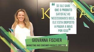 HF Brasil Entrevista - Giovanna Fischer - Como será o consumo de HF's pelo brasileiro?