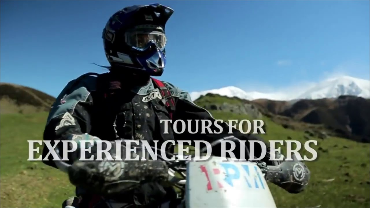 Adventure Dirt Bike Tours New Zealand Adventure Trail ...