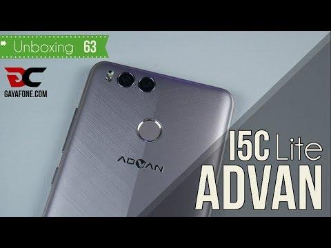 UNBOXING ADVAN I5C Lite, Sudah Dual Camera dan Fingerprint!! 800Rb-an!!