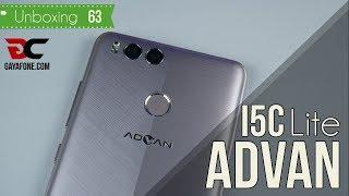 vuclip UNBOXING ADVAN I5C Lite, Sudah Dual Camera dan Fingerprint!! 800Rb-an!!