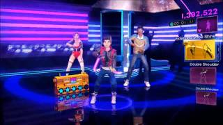 Dance Central 3 - Yeah 3X - (Hard/100%/Gold Stars) (DLC)