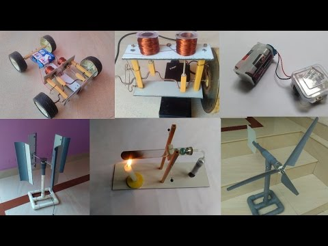 5 Wonderful Energy Physics Projects 2016