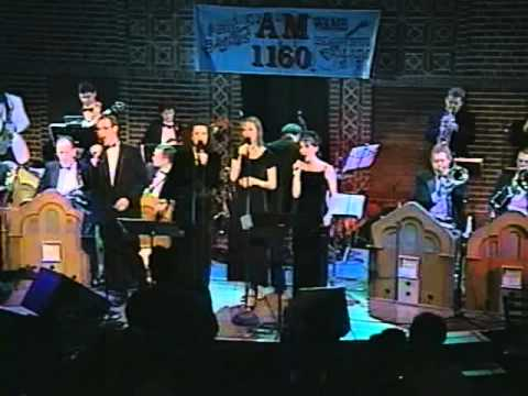 Once in a While - Radio Daze Big Band