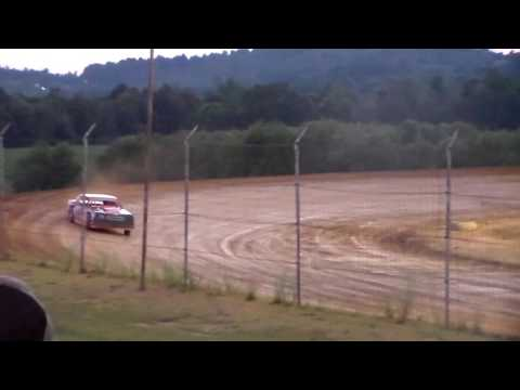 Marion Center Speedway 7/16/16 Pure Stock Heat 3 of 3