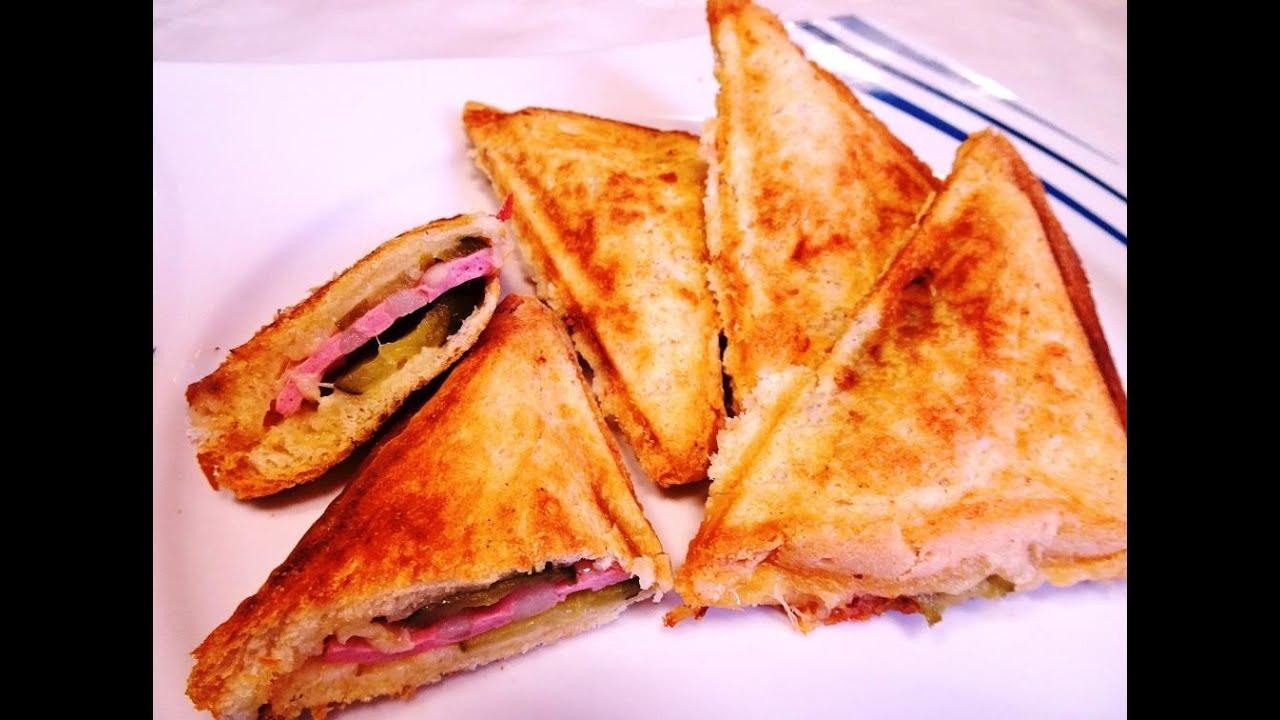рецепт начинок для бутерброда в электрической бутерброднице