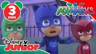 PJ Masks | Robette Tricks Armadylan 🤖 | Disney Junior UK