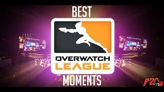 Overwatch Best Pro Moments 2018