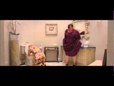 Bridesmaids Gastro Scene Edited - YouTube