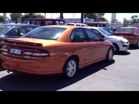 Car sales perth 99 commodore V8