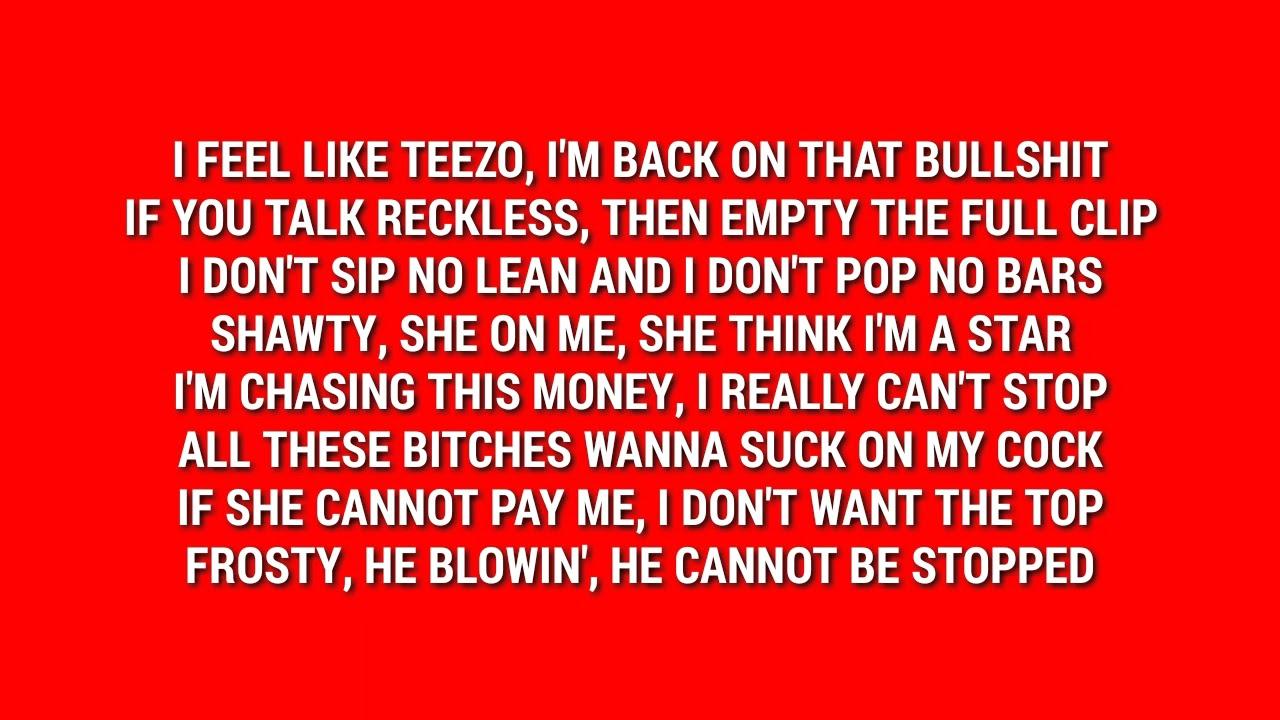 Lyrics freestyle rap Battle Rap: