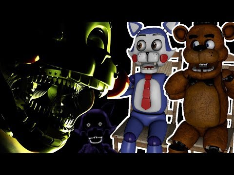 FREDDY AND CANDY REACT TO: Five Nights at Candy's 4 Announcement Post, Teaser and Puzzle Video!!! thumbnail